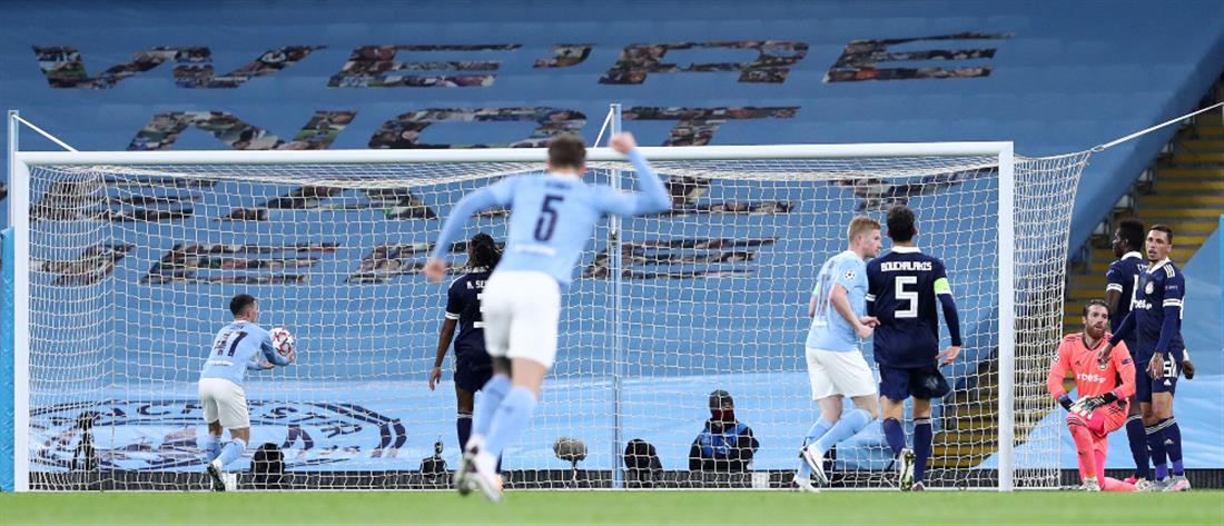 "Champions League - Ολυμπιακός: ""Λαβωμένος"" κόντρα στη Μάντσεστερ Σίτι"