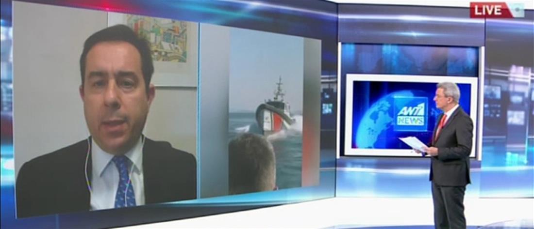 Μηταράκης στον ΑΝΤ1: Απέτυχε η προσπάθεια της Τουρκίας (βίντεο)