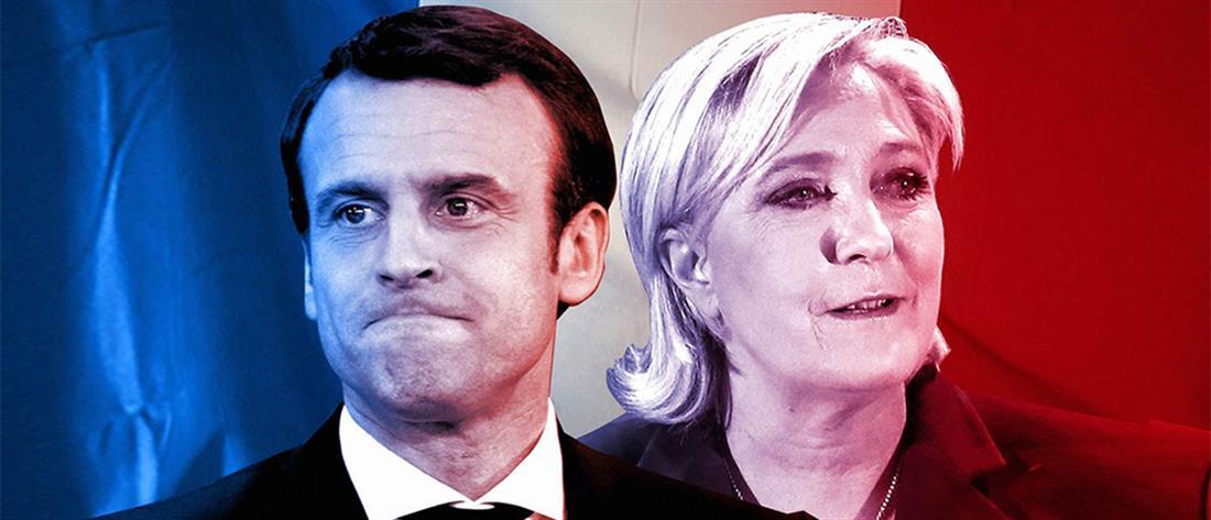 Ευρωεκλογές στην Γαλλία: Πρωτιά της Λεπέν στα exit polls