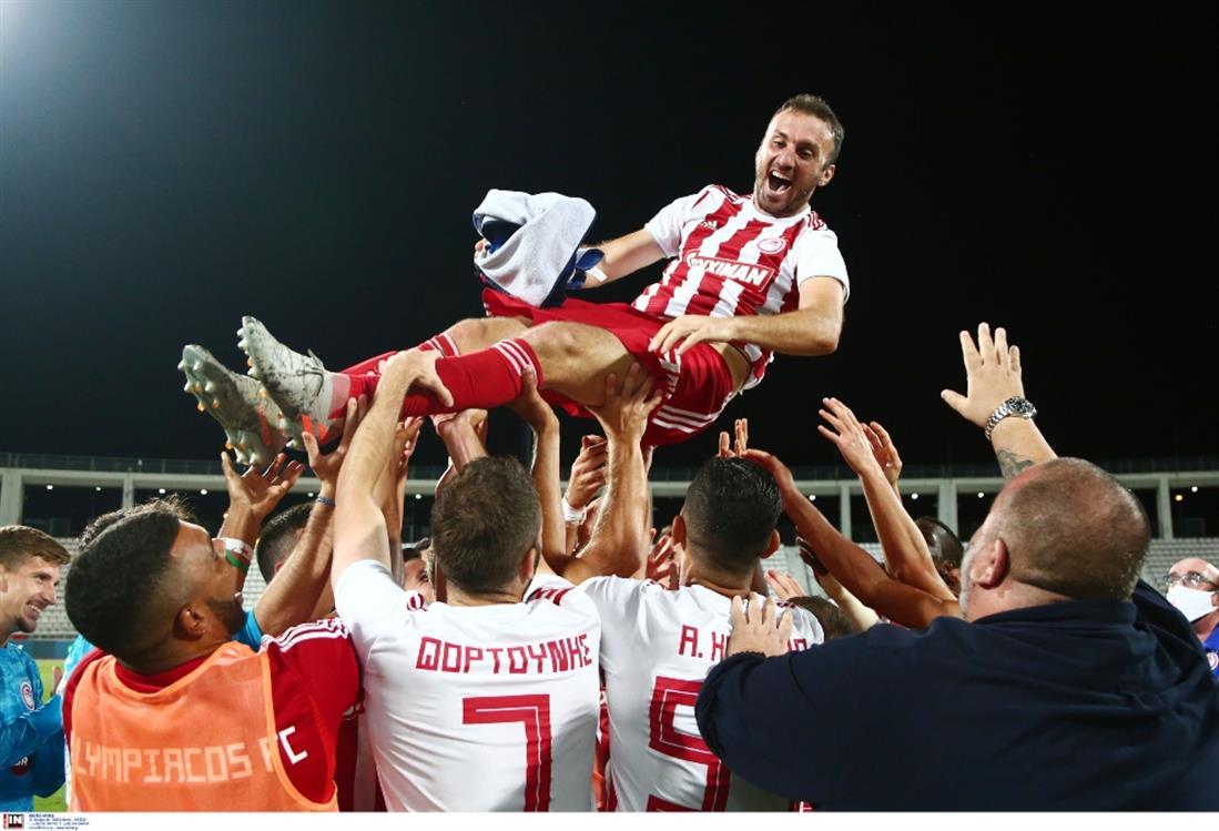 ΑΕΚ - Ολυμπιακος - Κύπελλο Ελλάδος - Τελικός