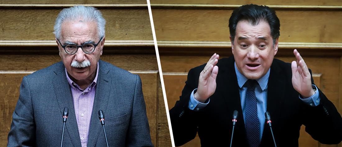 Γεωργιάδης: με το νομοσχέδιο Γαβρόγλου θα μιλάμε όλοι τα ελληνικά του Τσίπρα