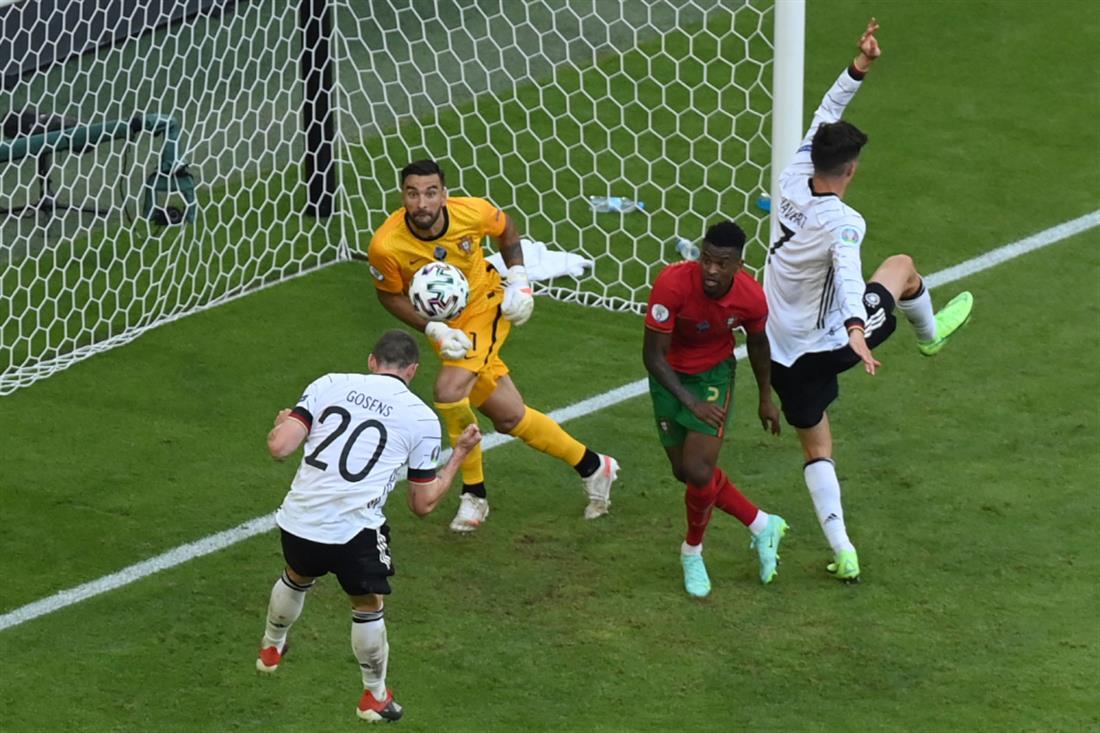 AP - Euro 2020 - Γερμανία - Πορτογαλία