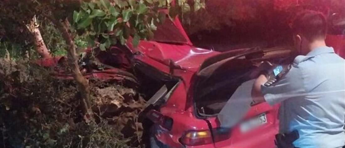 Καλαμάτα: νεκροί σε τροχαίο δύο 20χρονοι (εικόνες)