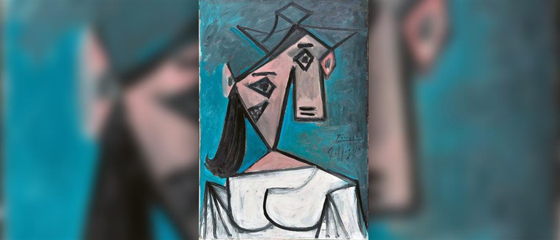 """Εθνική Πινακοθήκη: ο 49χρονος απαντά στον ΑΝΤ1 για την """"πώληση του Πικάσο"""" (βίντεο)"""