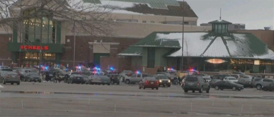 Αιματηρό περιστατικό σε εμπορικό κέντρο (εικόνες)