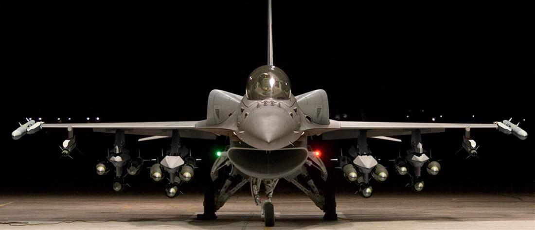 Ντοκουμέντο ΑΝΤ1: Οι ΗΠΑ χρηματοδοτούν μέρος της αναβάθμισης των F16
