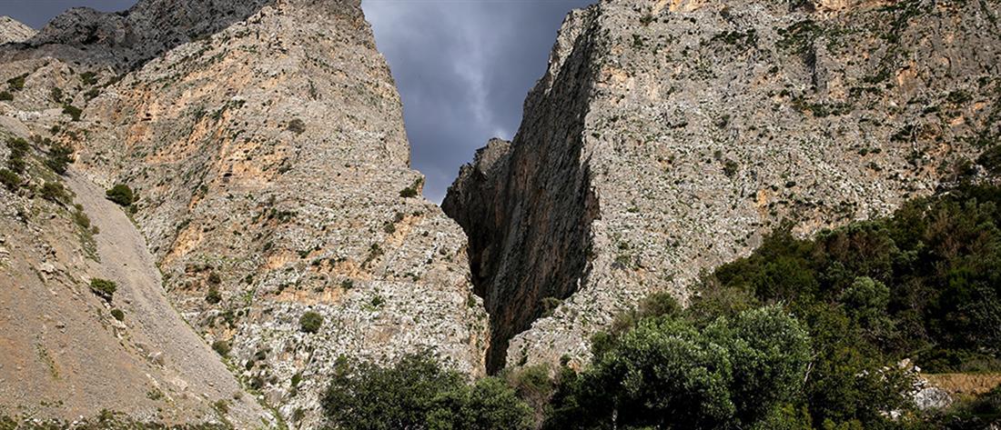 Νεκρός τουρίστας σε φαράγγι