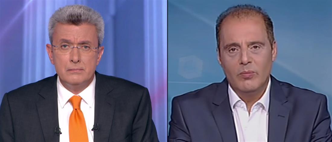 Βελόπουλος στον ΑΝΤ1: πάμε στην Βουλή για να προστατεύσουμε τους Έλληνες (βίντεο)