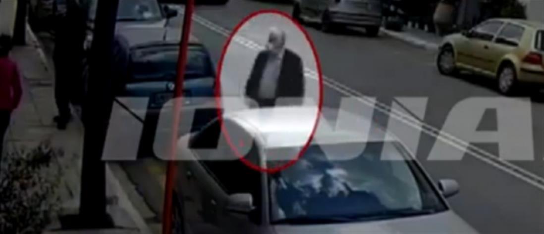 Έγκλημα στην Κυπαρισσία: βίντεο – ντοκουμέντο με τον πυροβολισμό
