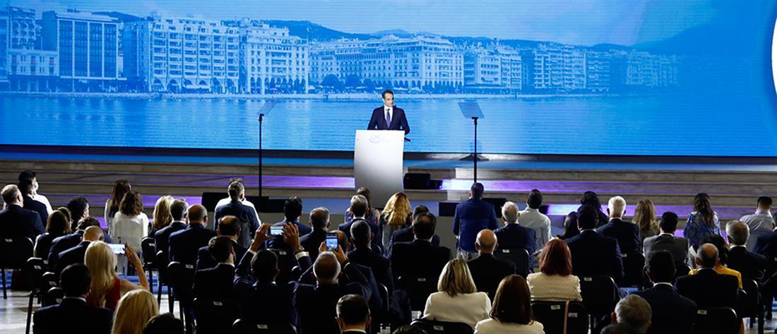 ΔΕΘ - Μητσοτάκης: Όλα τα νέα μέτρα για οικονομία και νέους