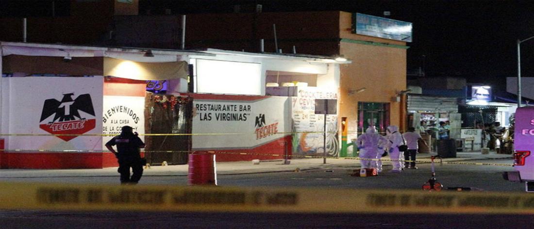 Δολοφονία δημοσιογράφου μέσα σε εστιατόριο