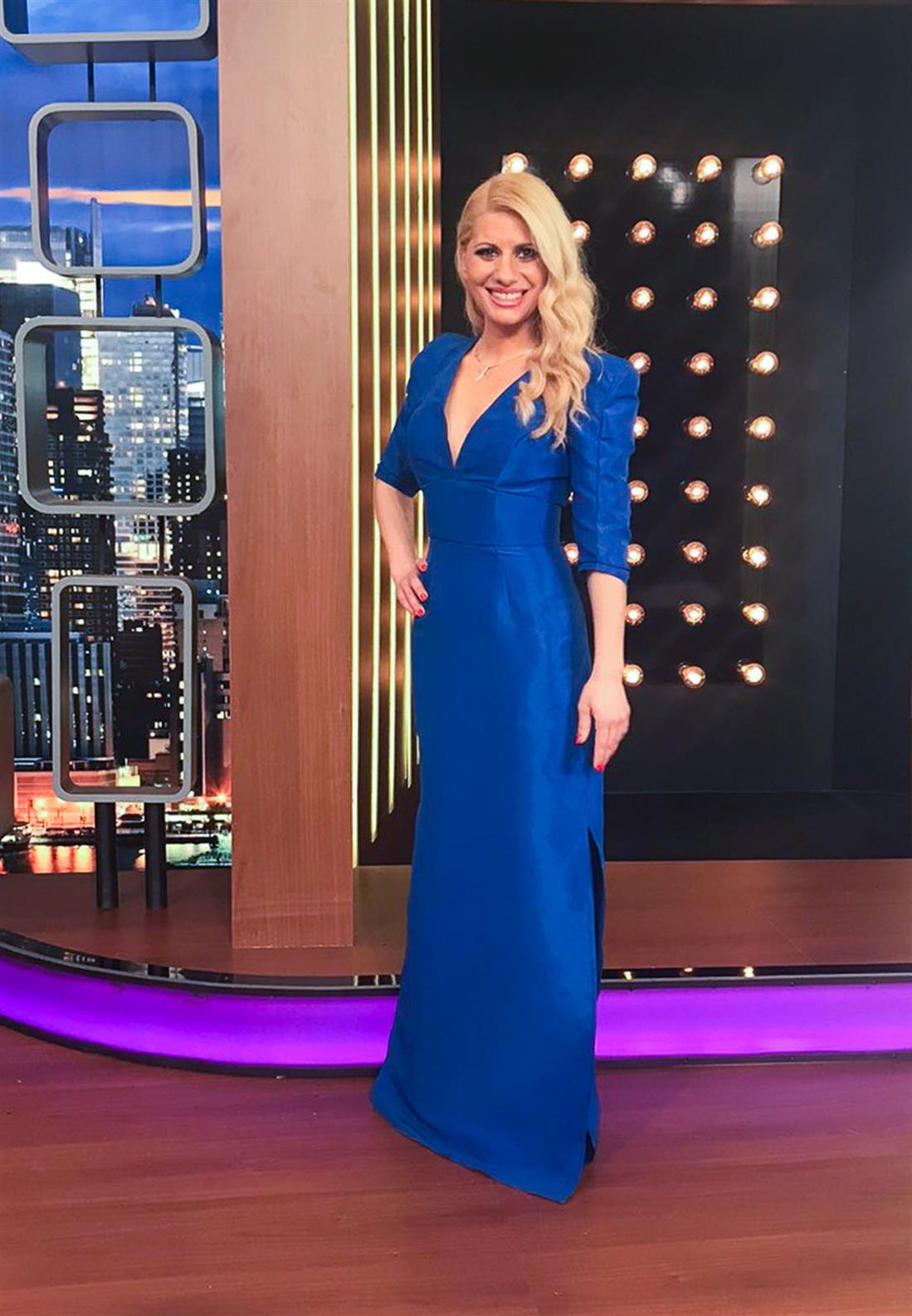 The 2Night Show - Άννα Μαρία Ψυχαράκη