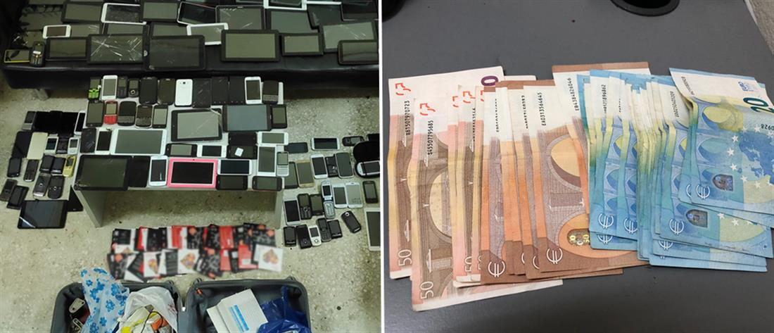 Χειροπέδες σε σπείρα ληστών – Είχαν συλληφθεί πάνω από 200 φορές (εικόνες)