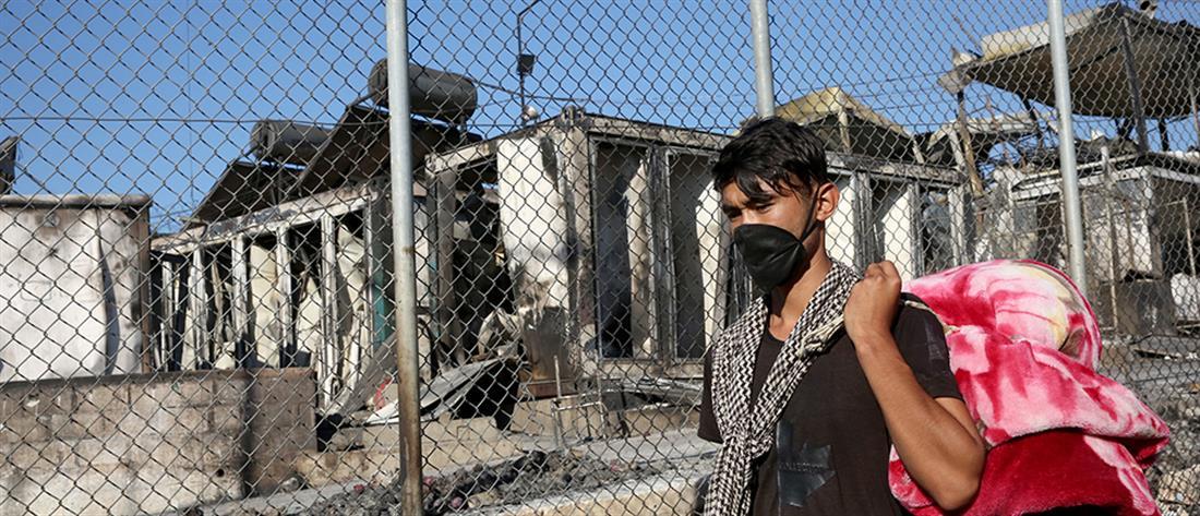 Κομισιόν για Μυτιλήνη: συνδιαχείριση με την Ελλάδα στην νέα δομή προσφύγων