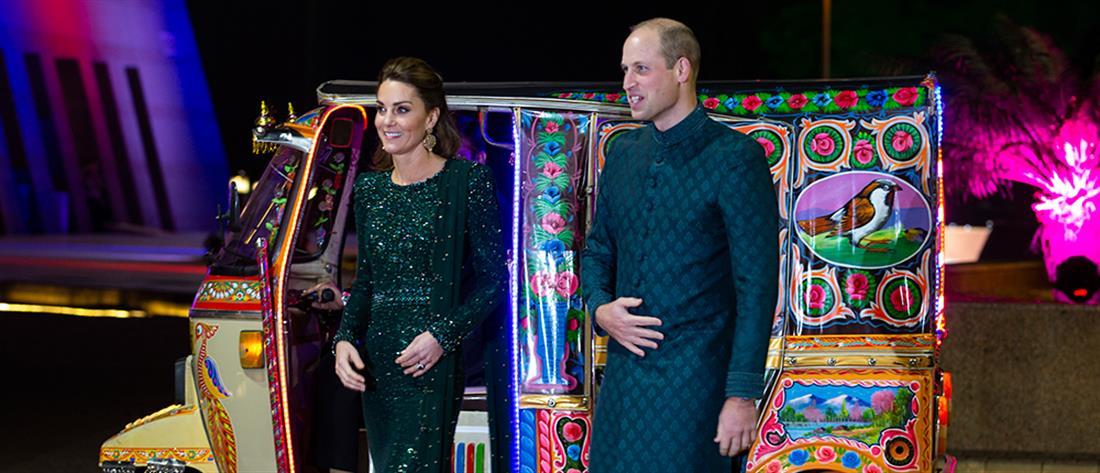 Γουίλιαμ και Κέιτ…ενσωματώθηκαν στο Πακιστάν (εικόνες)