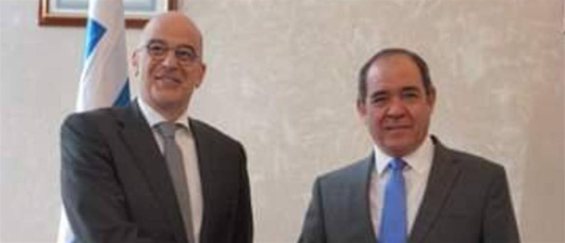 Δένδιας: Άκυρα για Ελλάδα και Αλγερία τα μνημόνια Άγκυρας - Τρίπολης