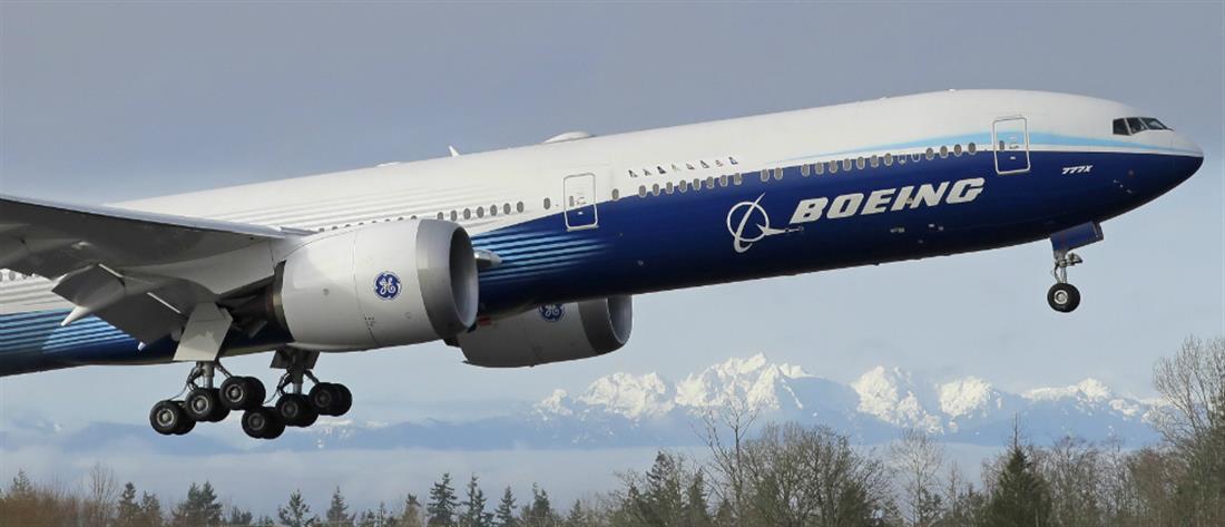 Θρίλερ στον αέρα με Boeing 777