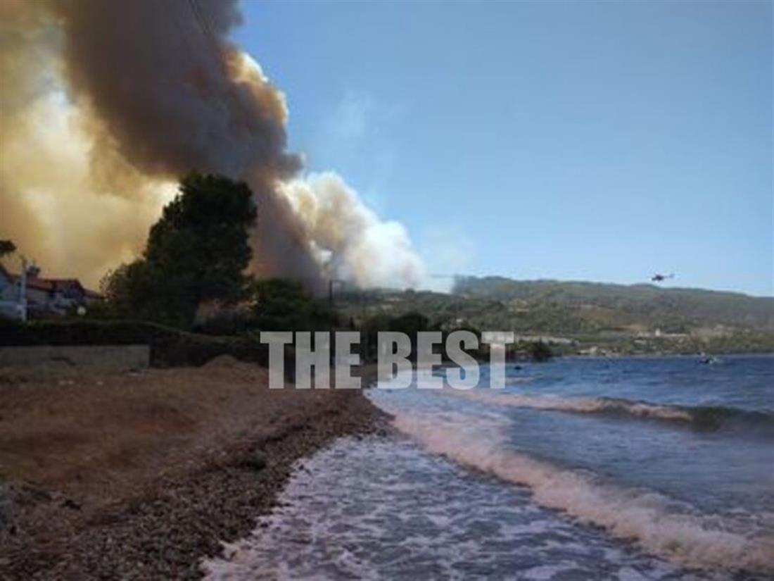 Φωτιά - Ζήρια - Αχαΐα