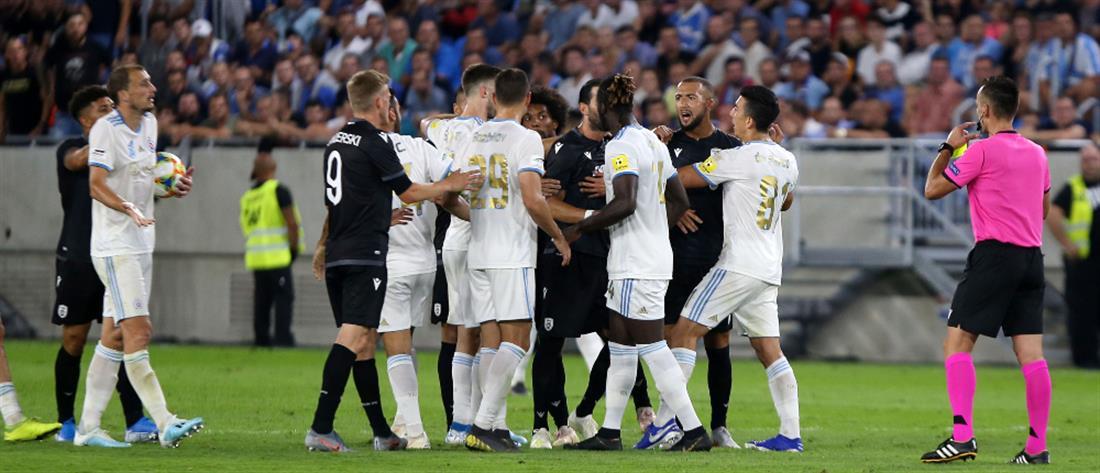 """Europa League: """"τραγικό φινάλε"""" για τον ΠΑΟΚ κόντρα στην Σλόβαν"""