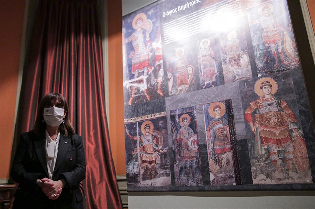 ΑΙΚΑΤΕΡΙΝΗ ΣΑΚΕΛΛΑΡΟΠΟΥΛΟΥ - ΔΗΜΟΤΙΚΗ ΠΙΝΑΚΟΘΗΚΗ Casa Bianca - ΘΕΣΣΑΛΟΝΙΚΗ