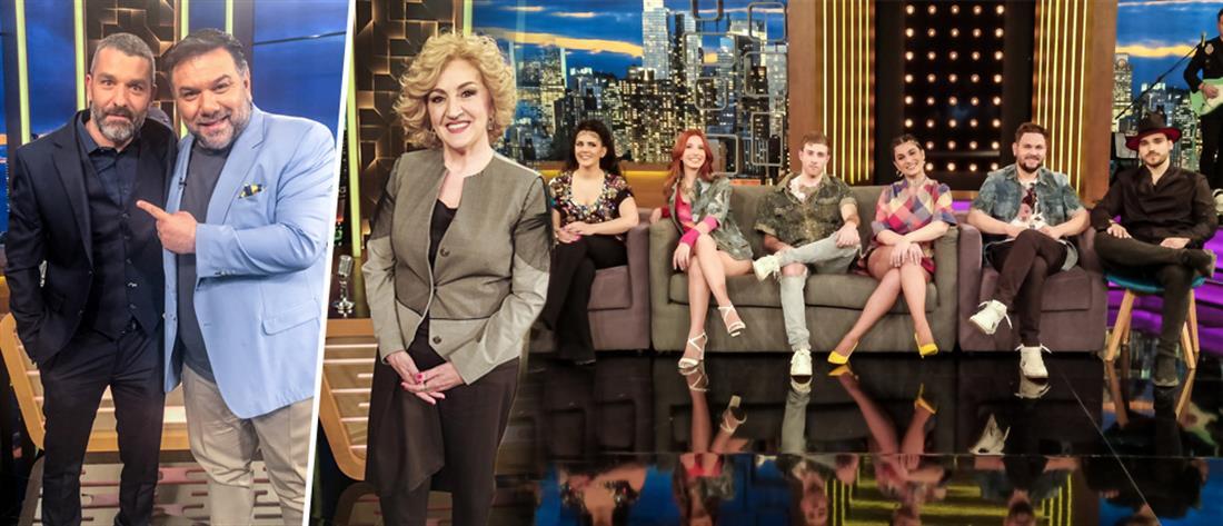 """The 2Night Show"": Εκλεκτοί καλεσμένοι την Τρίτη (εικόνες)"