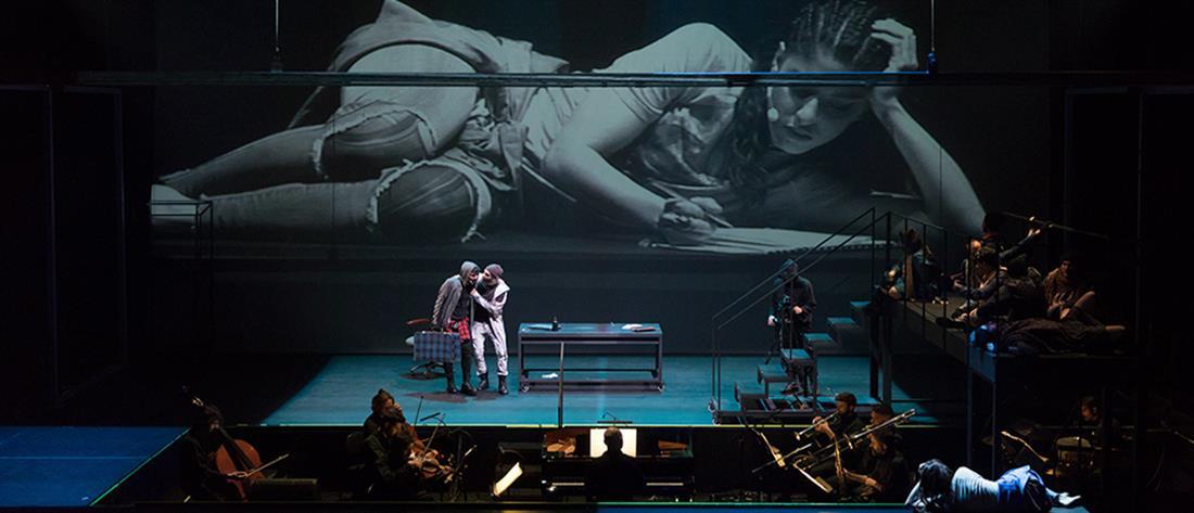Γκαλά όπερας για την Μαρία Κάλλας και το μιούζικαλ Ερωτόκριτος από την Εθνική Λυρική Σκηνή