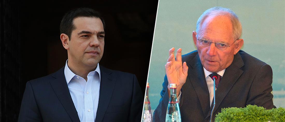 Σόιμπλε για Τσίπρα: συμπεριφέρθηκε σαν statesman στο θέμα της Βόρειας Μακεδονίας