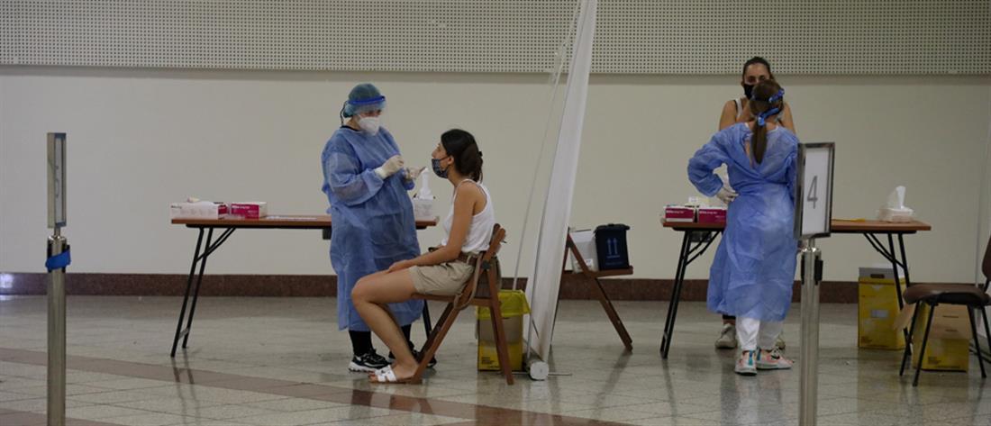 Κορονοϊός: Δωρεάν rapid test την Πέμπτη σε 188 σημεία της χώρας