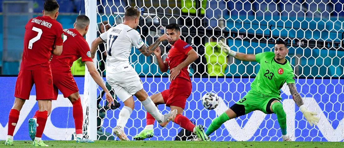 EURO 2020 - ΙΤΑΛΙΑ - ΤΟΥΡΚΙΑ