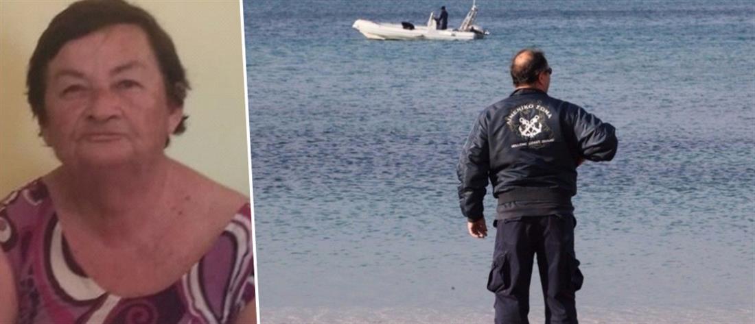 Άκαρπες οι έρευνες για τον εντοπισμό της γυναίκας στη Χαλκιδική