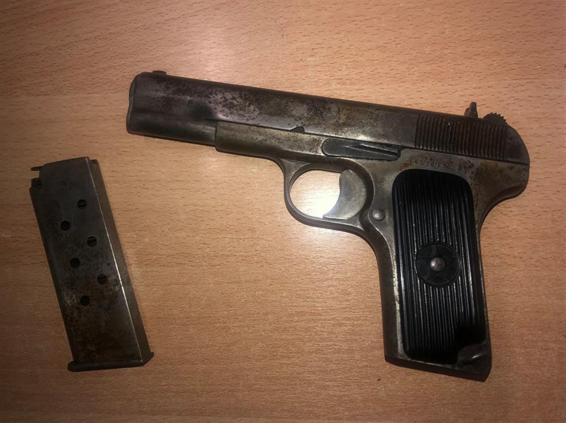 Ένοπλη ληστεία - κατάστημα ψιλικών - Θεσσαλονίκη