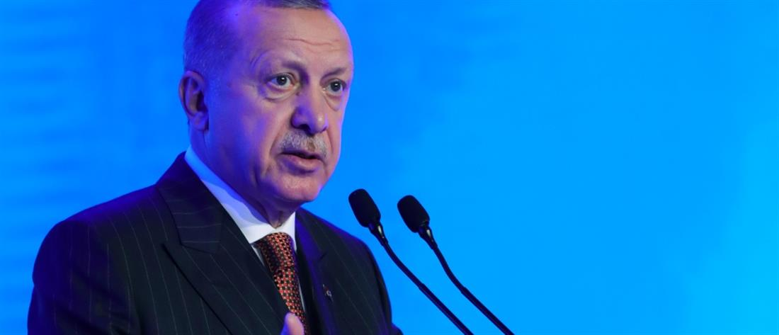 Ερντογάν: θέλουμε μόνιμη εκεχειρία στη Λιβύη