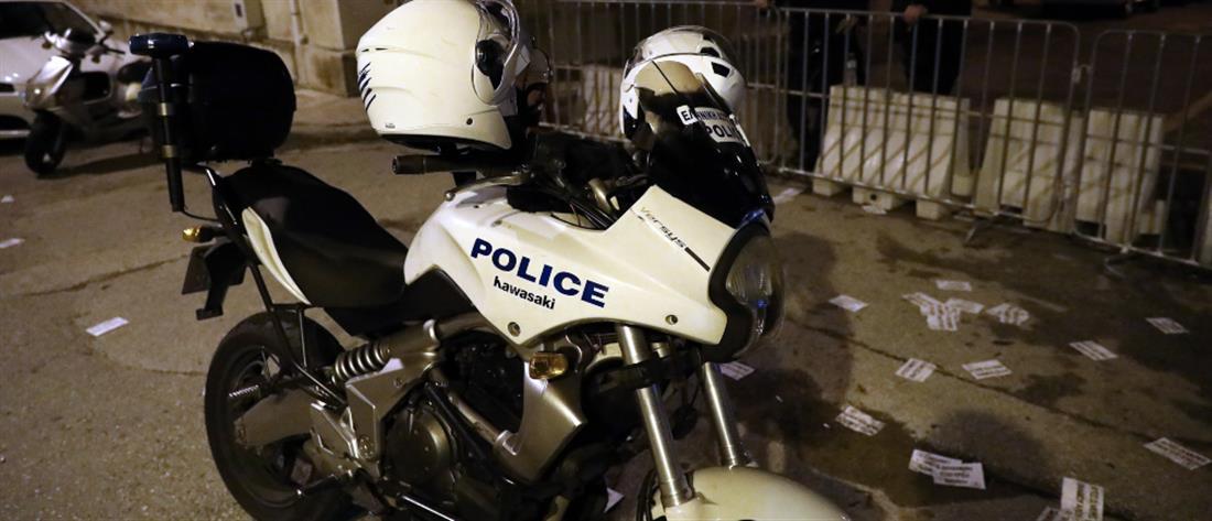 Επίθεση σε αστυνομικούς στον Κολωνό