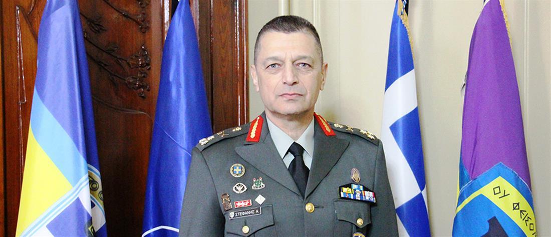 Αλκιβιάδης Στεφανής: αναλαμβάνει Υφυπουργός Άμυνας