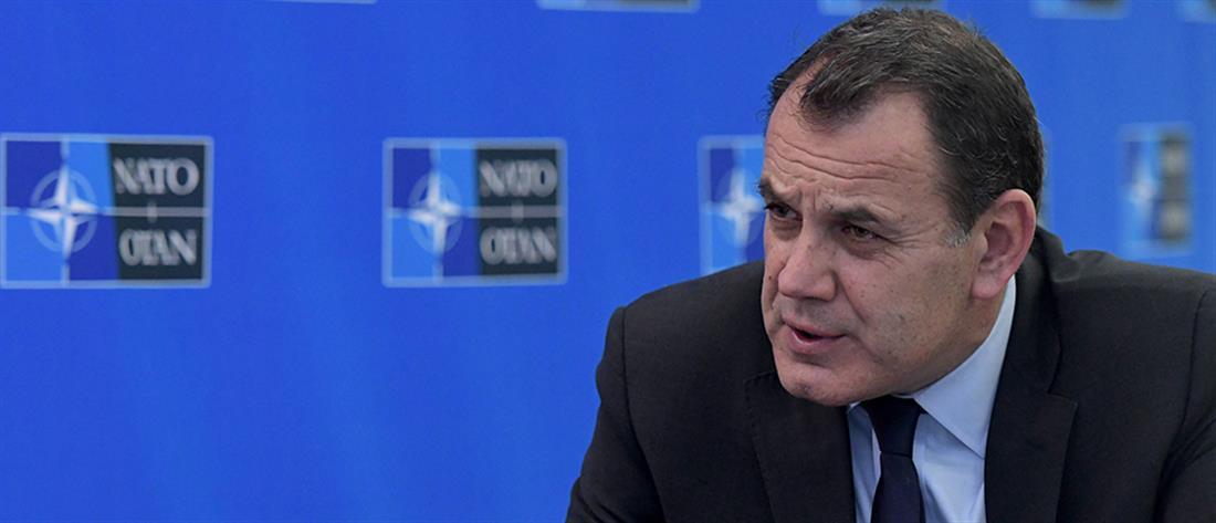 Παναγιωτόπουλος: Το μήνυμα προς το NATO και το τετ-α-τετ με τον Ακάρ