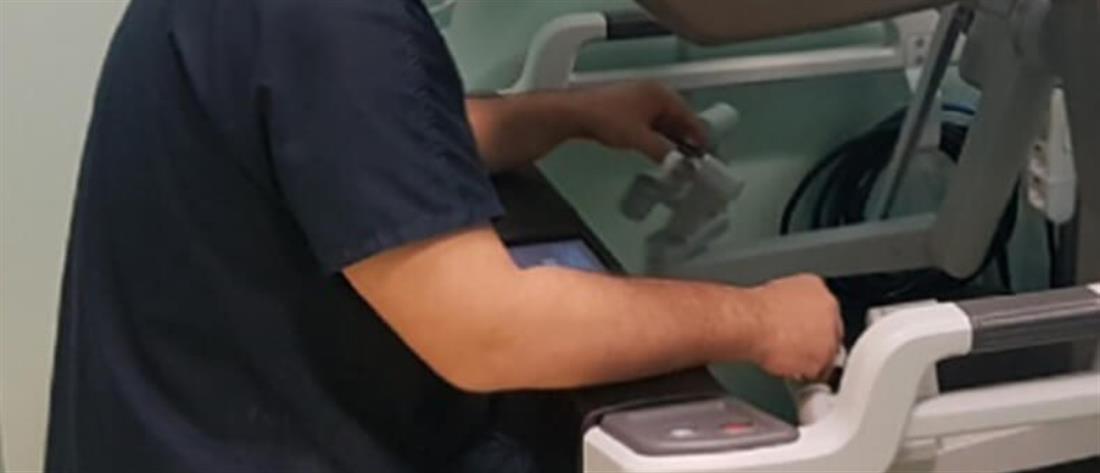 Η ρομποτική χειρουργική στον καρκίνο του προστάτη