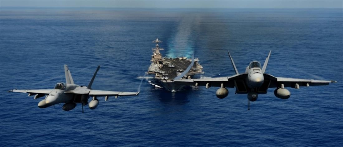 Οι ΗΠΑ ζητούν από την Ελλάδα να στείλει στρατιωτική δύναμη στον Περσικό Κόλπο
