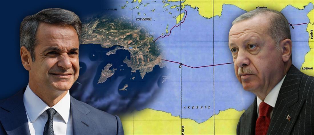 Σκληρή απάντηση της Ελλάδας στις τουρκικές προκλήσεις