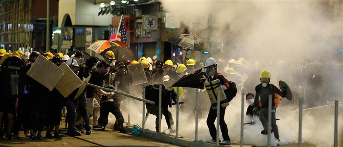 Εκστρατεία σε Twitter και Facebook για δυσφήμιση των διαδηλωτών στο Χονγκ Κονγκ