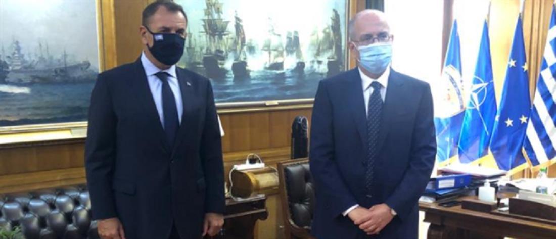 Αμράνι σε Παναγιωτόπουλο: πλήρης υποστήριξη του Ισραήλ στην Ελλάδα