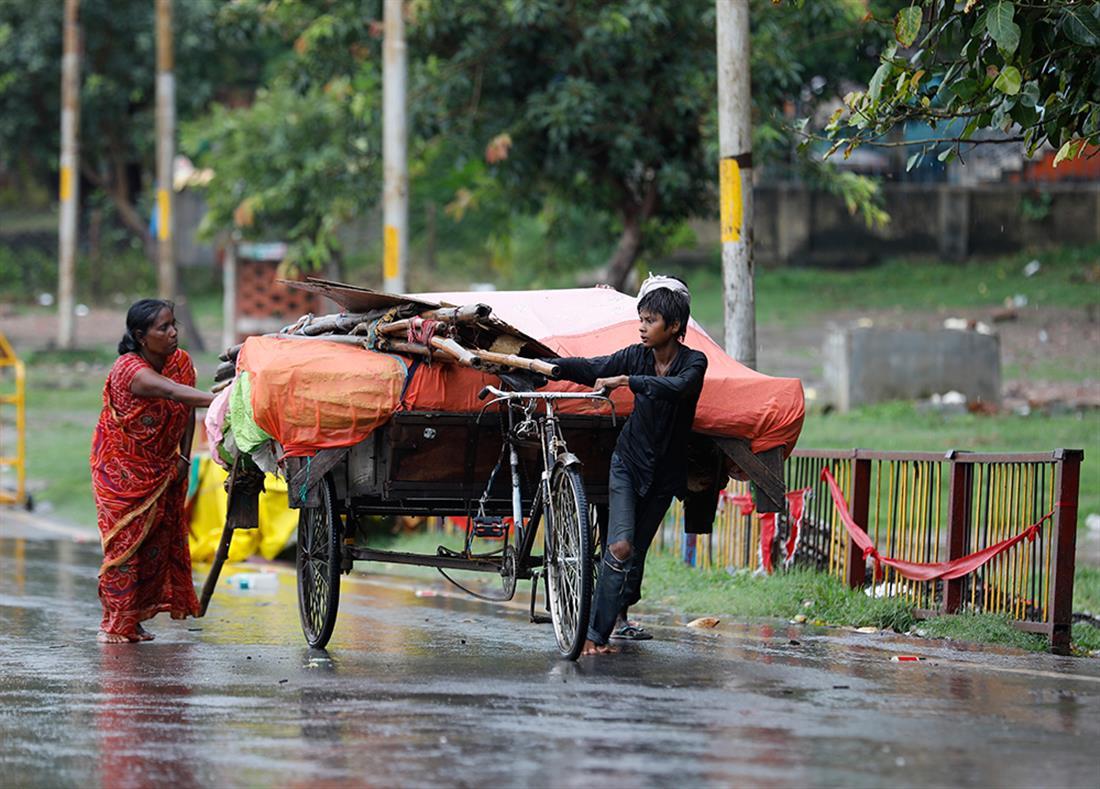 AP - Ινδία - πλημμύρες
