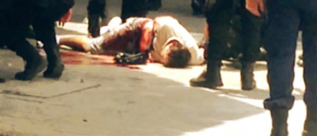 Βράβευση του αστυνομικού που τραυματίστηκε σοβαρά στη σύλληψη του Μαζιώτη
