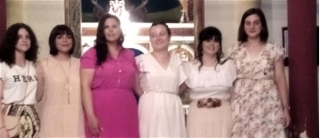 Μια ξεχωριστή βάπτιση στο Αγρίνιο (εικόνες)