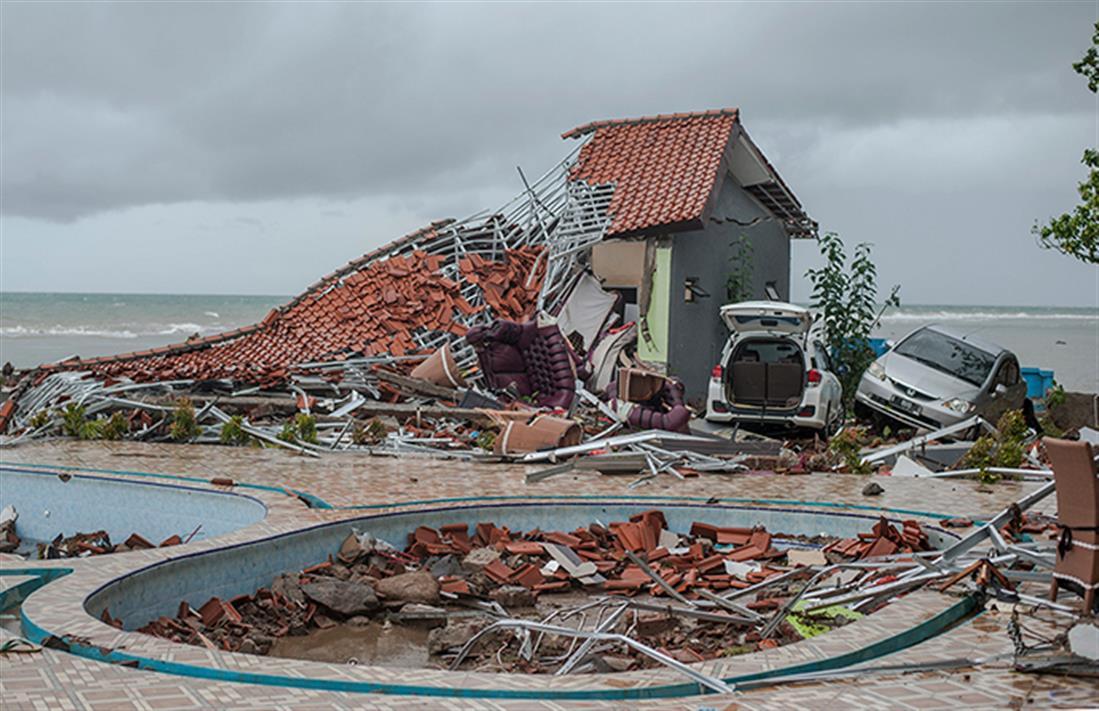 Τσουνάμι - Ινδονησία