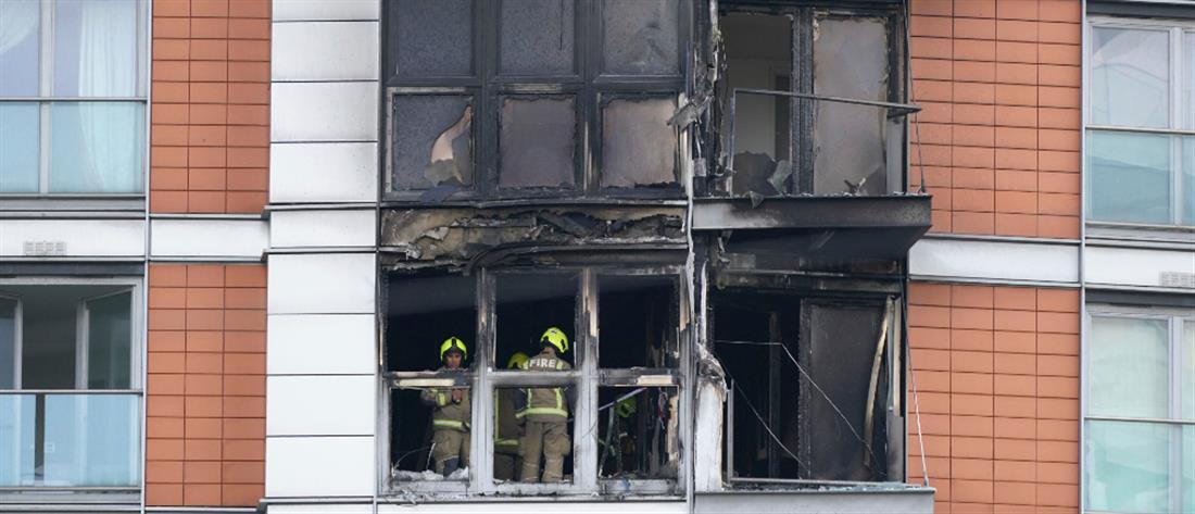 Λονδίνο: Φωτιά σε κτιριακό συγκρότημα (βίντεο)