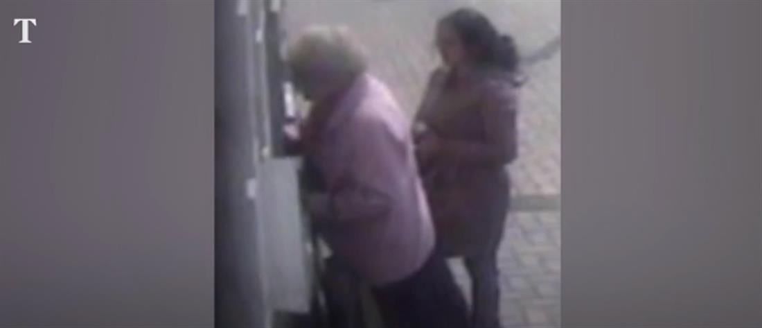 """Βίντεο: """"Σούπερ"""" γιαγιά… αποκρούει κλέφτρα!"""