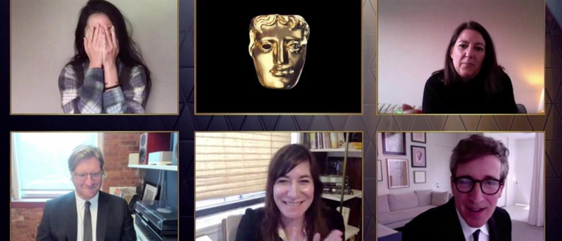 "BAFTA: Το ""Nomadland"" σάρωσε τα βραβεία (βίντεο)"