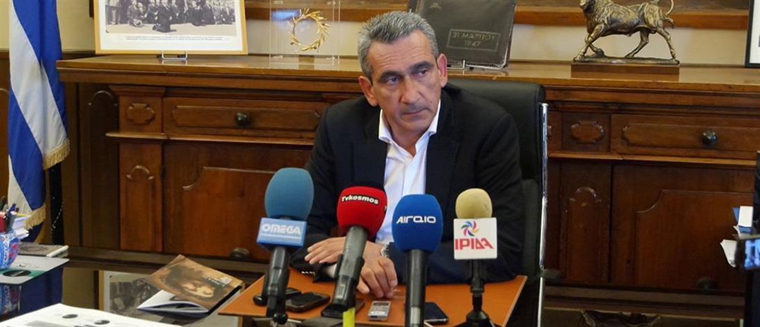 Κορονοϊός - Χατζημάρκος: Καταγγελία ότι εμβολιάστηκε εκτός σειράς