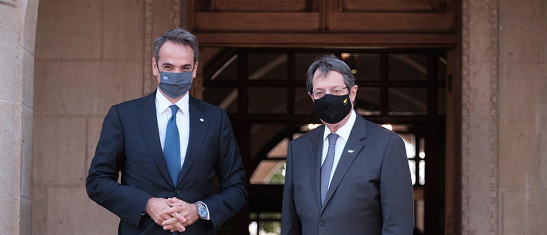 Αναστασιάδης: Μια καλή σχέση Ελλάδας - Τουρκίας θα συμβάλει στη λύση του Κυπριακού