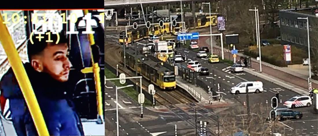 Ουτρέχτη: ανθρωποκυνηγητό για τον Τούρκο δράστη της επίθεσης στο τραμ